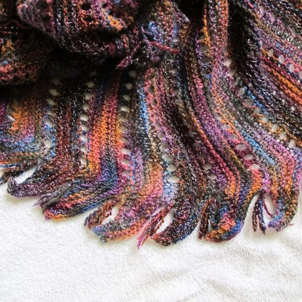 Corinthian Shawl - Knitting Kit