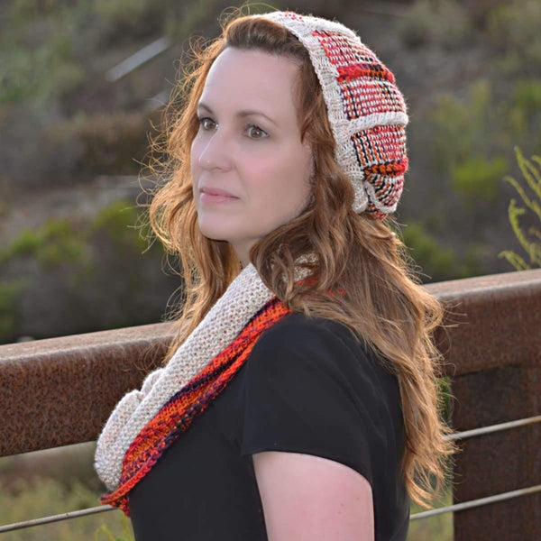 Coronal Hat & Cowl - Knitting Kit