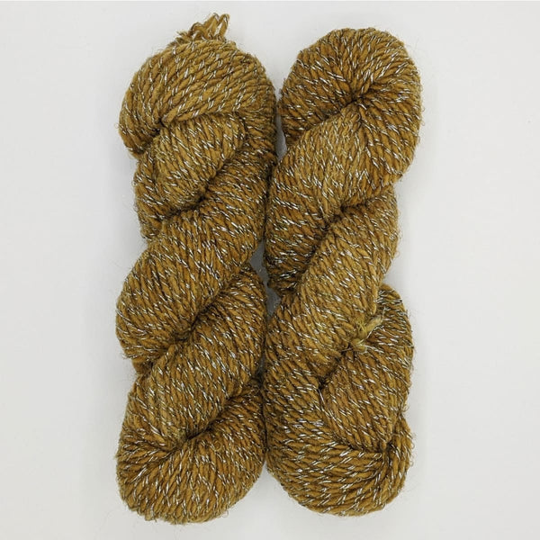 DK Weight - Merino Glitter Mini Skeins - #10 Wheat 2 Pack - YARN
