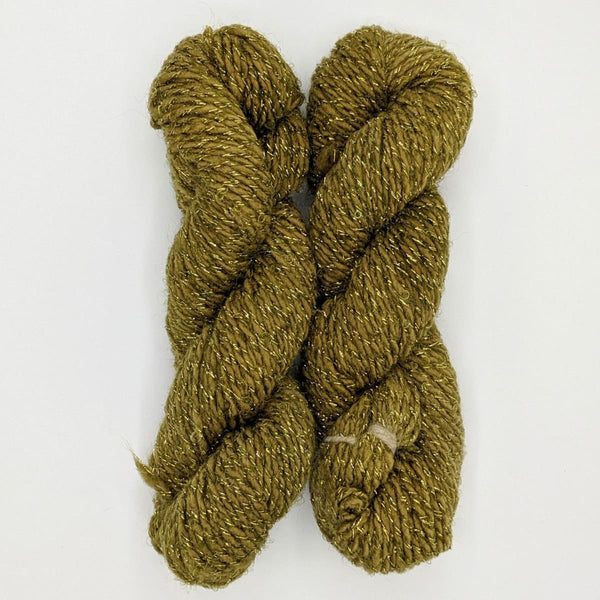DK Weight - Merino Glitter Mini Skeins - #9 Shamrock #2 - YARN