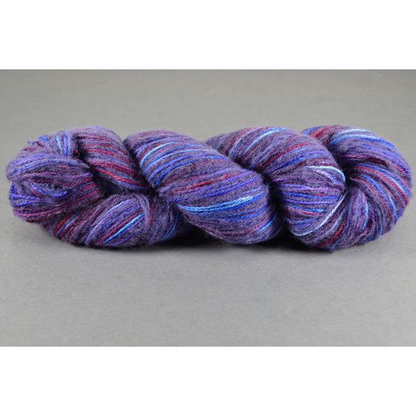 DK Weight - Merino Mini Skeins - Purple/Blue/Red - 145 yards - YARN