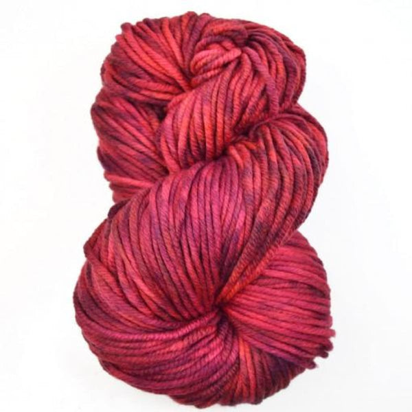 DONNA - Super Bulky Weight - Ruby Red - YARN