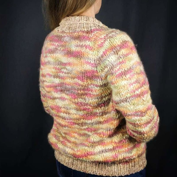 Favorite Sweater (L-XL) - Knitting Kit