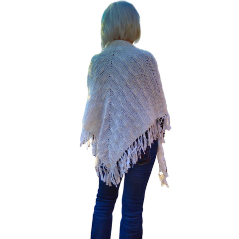 Festive Shawl - Knitting Kit