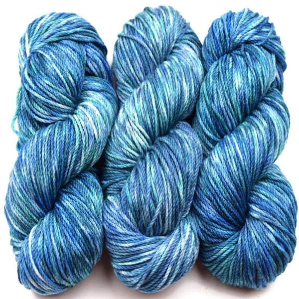 FRANCESCA - Worsted Weight - Foaming Sea - YARN