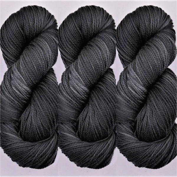 FRANCESCA - Worsted Weight - Graphite - YARN