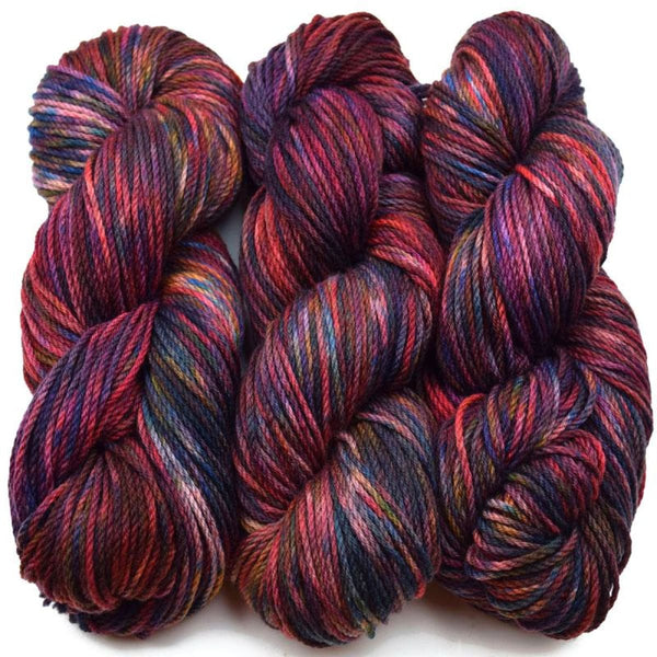 FRANCESCA - Worsted Weight - Mahogany - YARN