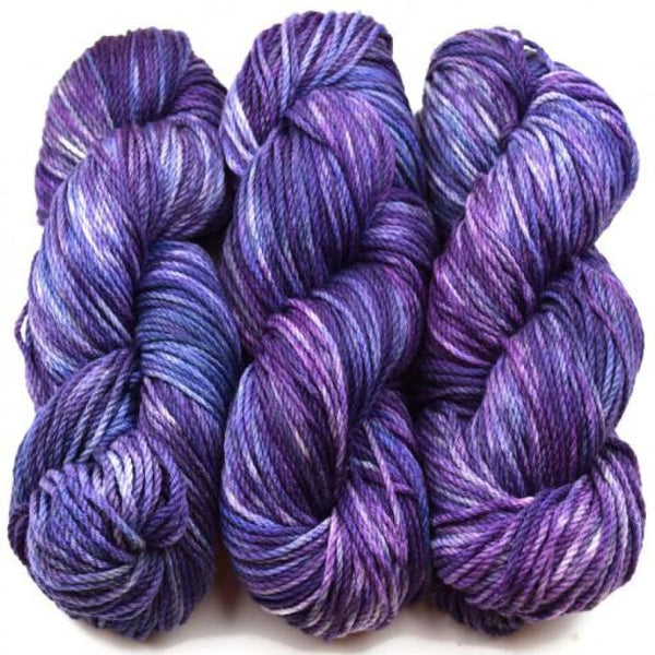 FRANCESCA - Worsted Weight - Mulberry - YARN