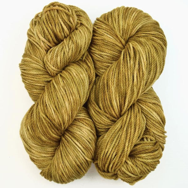 FRANCESCA - Worsted Weight - Mustard - YARN