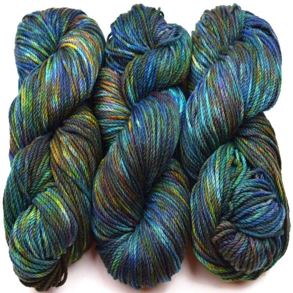 FRANCESCA - Worsted Weight - Rainforest - YARN