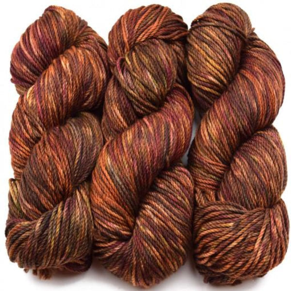 FRANCESCA - Worsted Weight - Rusty Metal - YARN