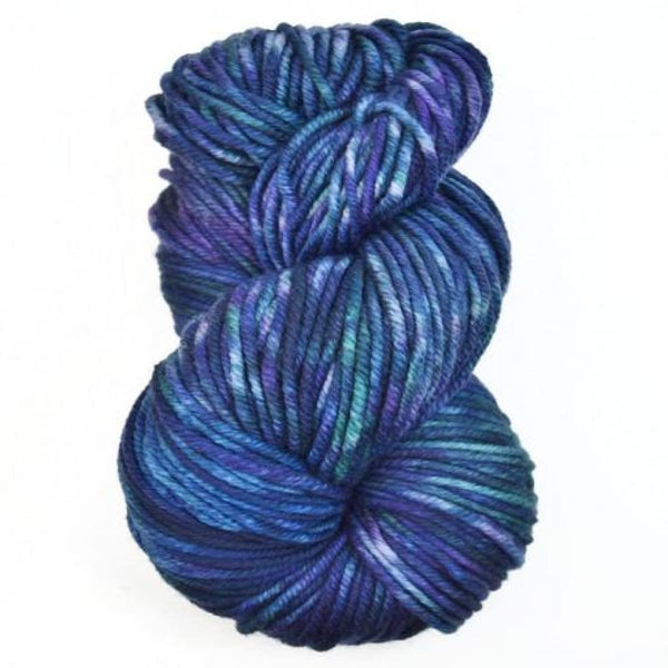 Frosting Cowl - Deep Ocean - Knitting Kit