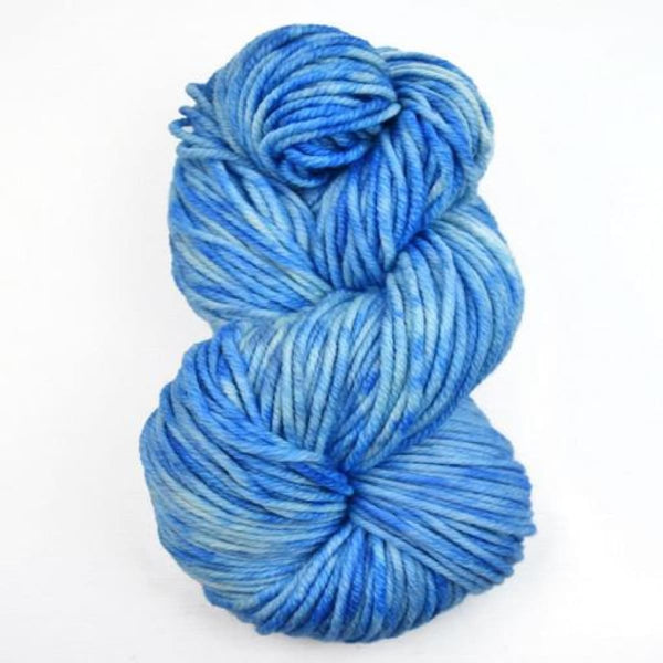 Frosting Cowl - Sky Blue - Knitting Kit