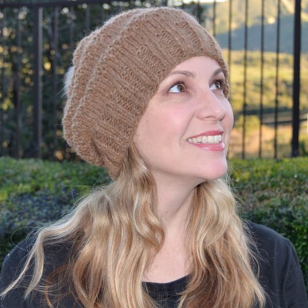 Full Moon Hat Pattern - Pattern