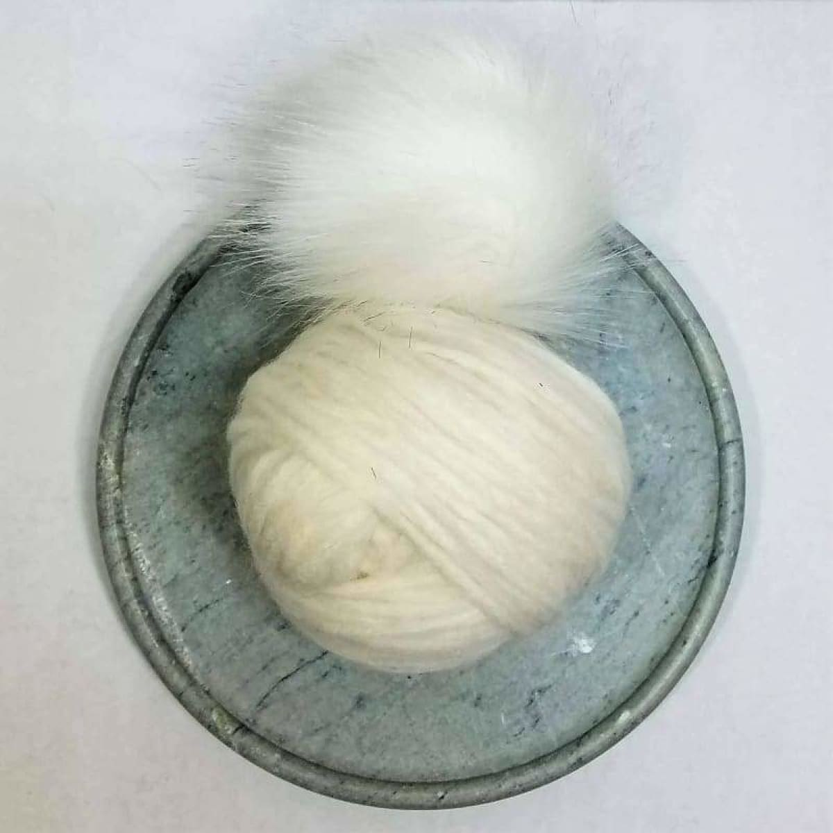 Full Moon Two Hat Kit - Earthshine - Knitting Kit