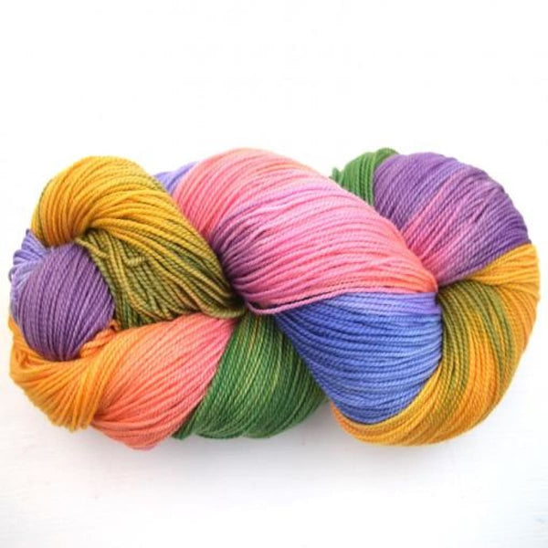 GINA - Fingering Weight - Crocus - YARN