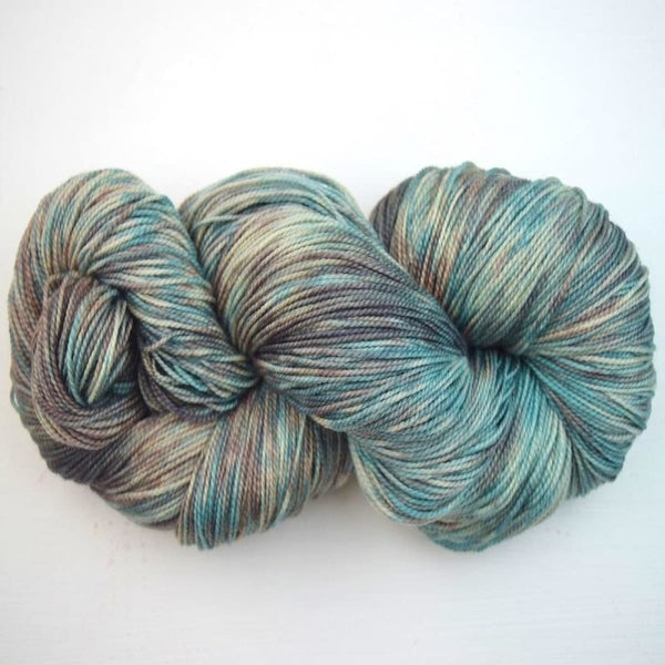 GINA - Fingering Weight - Glacier - YARN