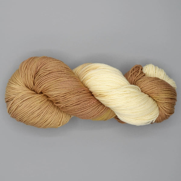 GINA - Fingering Weight - Ivory - YARN