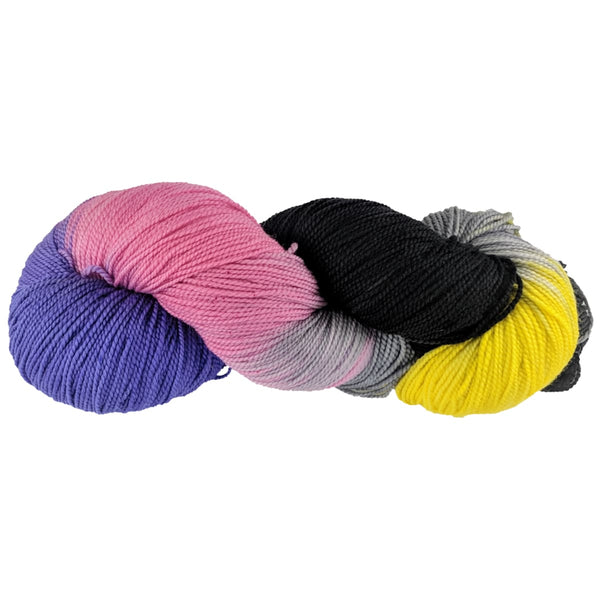 GINA - Fingering Weight - Wall Flower - YARN