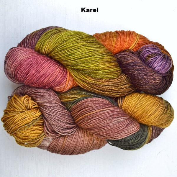 Harvest Star Collection - Knitting Kit