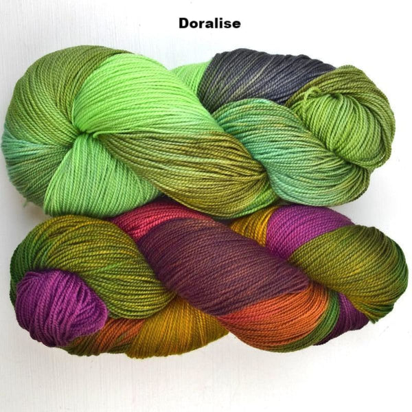Harvest Star Collection - Doralise - Knitting Kit