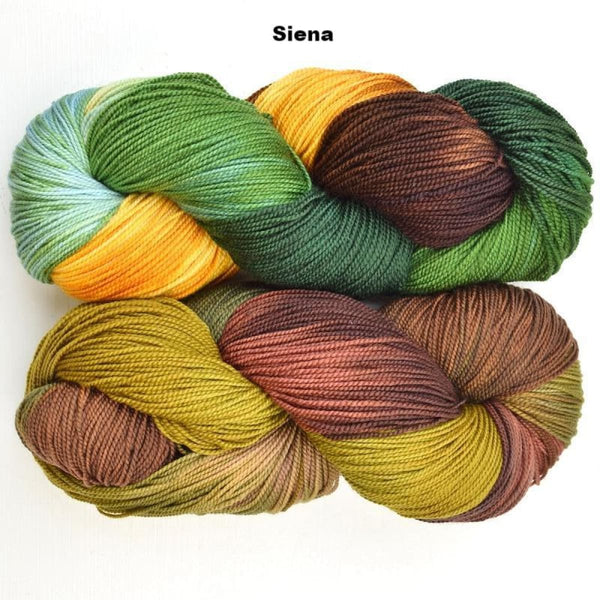Harvest Star Collection - Siena - Knitting Kit