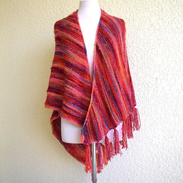 Lehua Shawl - Knitting Kit
