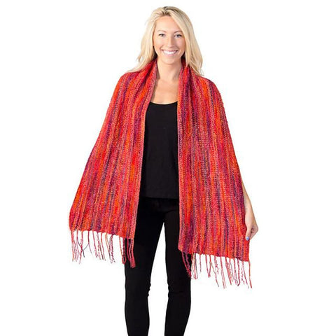 Lengthwise Shawl - Knitting Kit