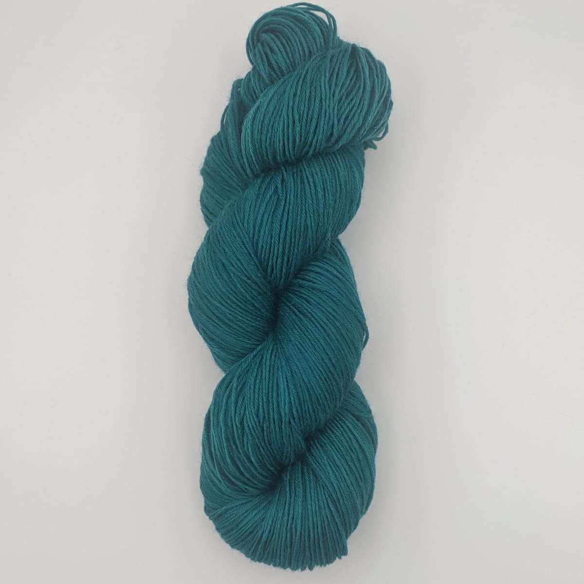 Merino-Nylon Sock Yarn - Dark Teal - YARN
