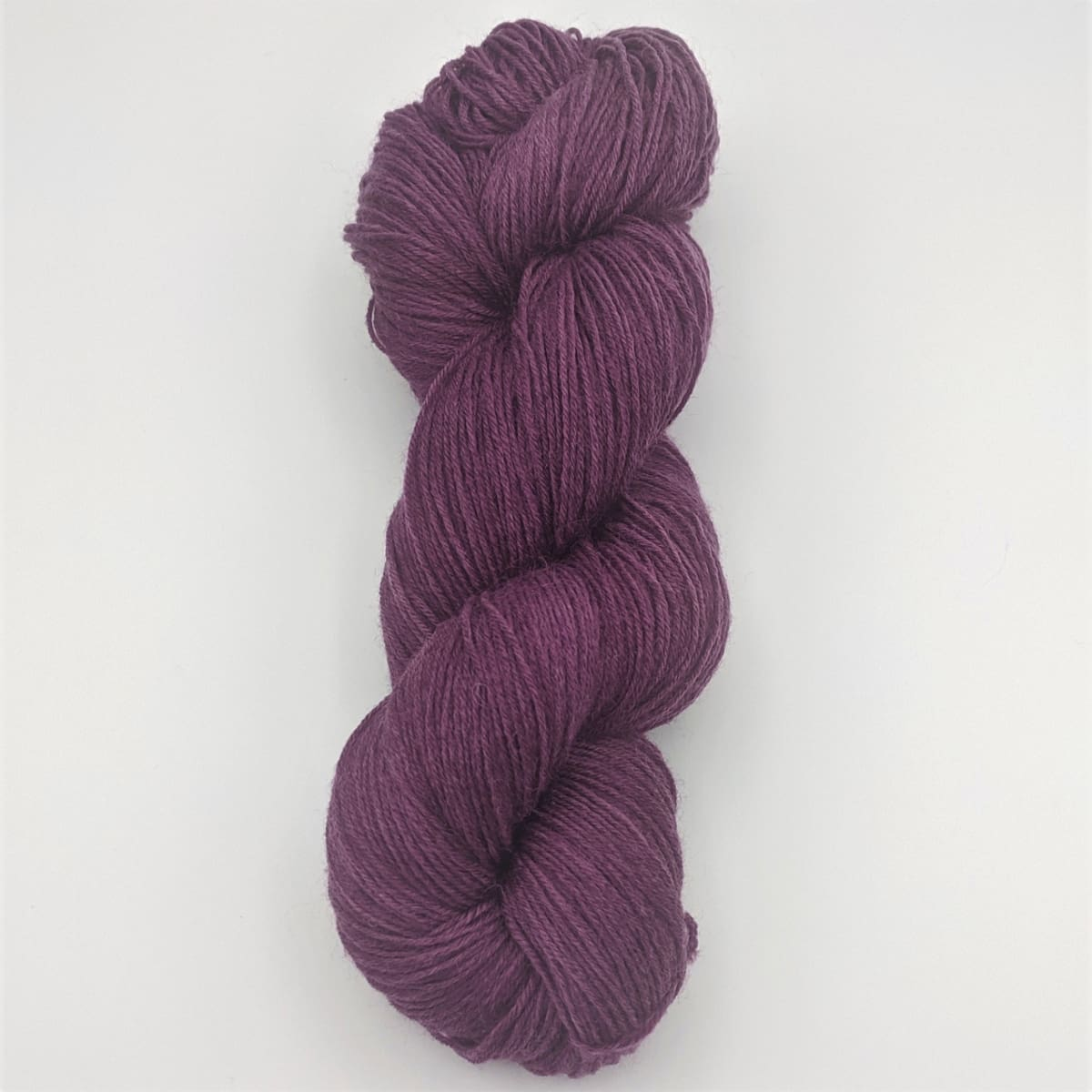 Merino-Nylon Sock Yarn - Purple - YARN