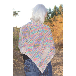 Miss Grace Crochet Shawl Pattern - Pattern