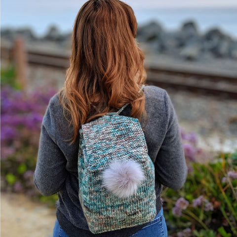 Monica Backpack - Knitting Kit