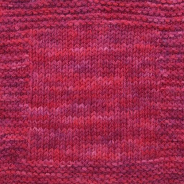 Monica - Bulky Weight - Cranberry - YARN