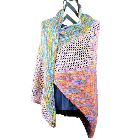 New Year Shawl Pattern - Pattern