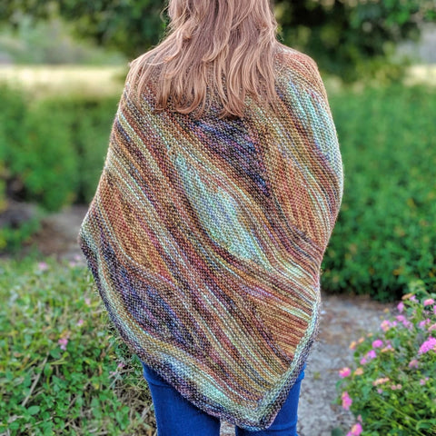 Nohea Nani Shawl - Knitting Kit