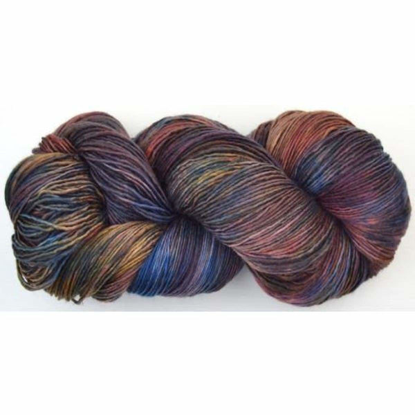 PAOLA - Fingering Weight - Mahogany - YARN