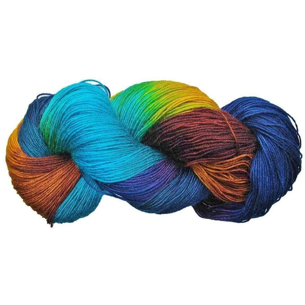 PAOLA - Fingering Weight - Peacock - YARN