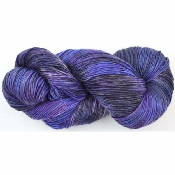 PAOLA - Fingering Weight - Purple Iris - YARN