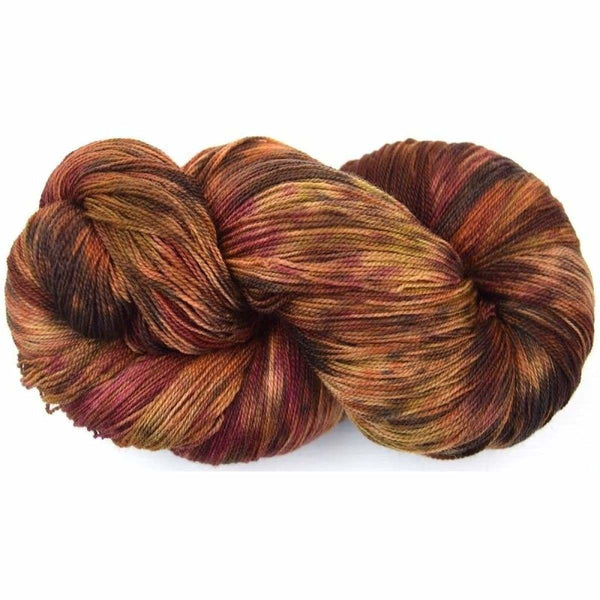 PAOLA - Fingering Weight - Rusty Metal - YARN