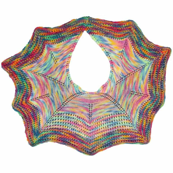 Raindrop Shawl - Special - Knitting Kit