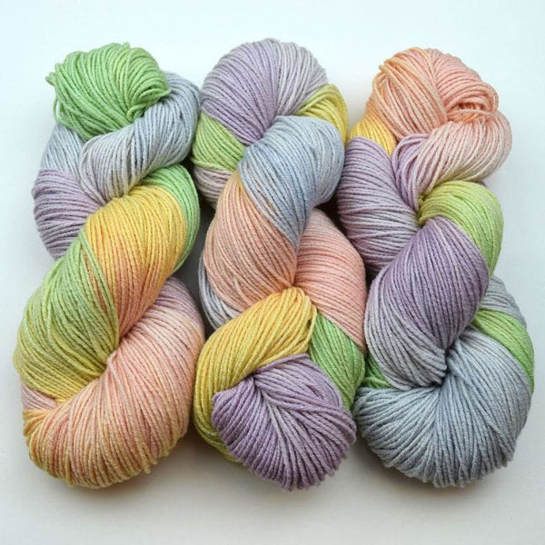 Shimmer - DK Weight Yarn - Crocus Pastel - YARN