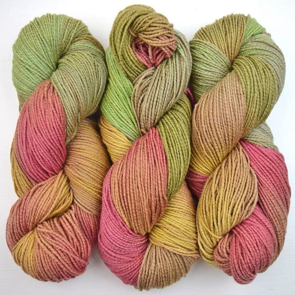 Shimmer - DK Weight Yarn - Fall Pastel - YARN
