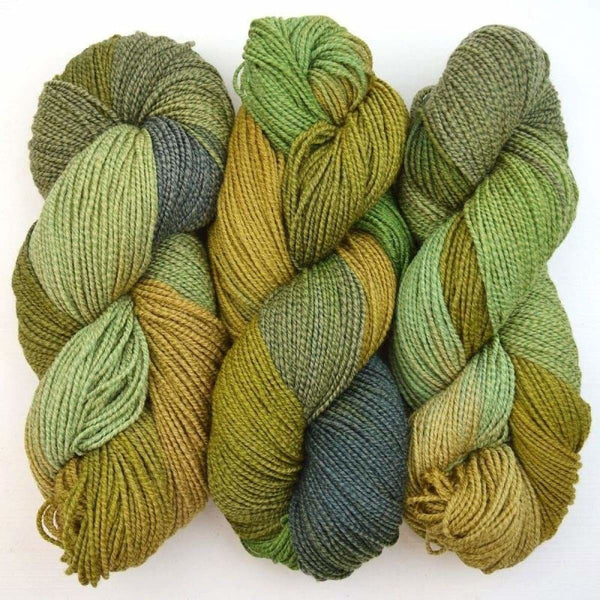 Shimmer - DK Weight Yarn - Forest - YARN