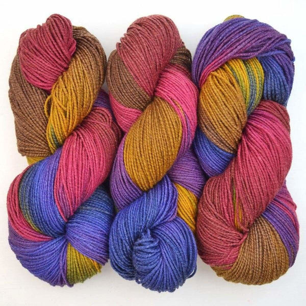 Shimmer - DK Weight Yarn - Madama Butterfly - YARN