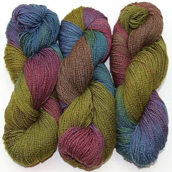 Shimmer - DK Weight Yarn - Night - YARN