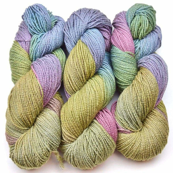 Shimmer - DK Weight Yarn - Night Pastel - YARN
