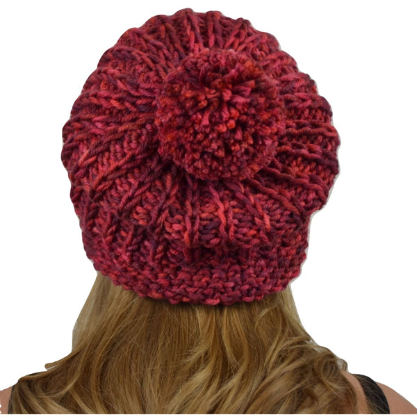 Slipped Stitch Hat - Knitting Kit