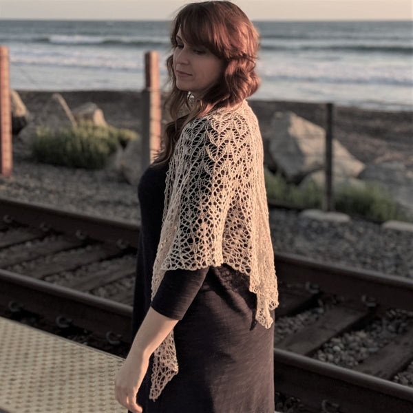 Songbird Shawl - Knitting Kit