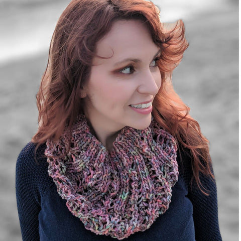 Soul Hugger Cowl - Knitting Kit