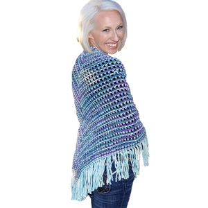 Spring Shawl - Knitting Kit
